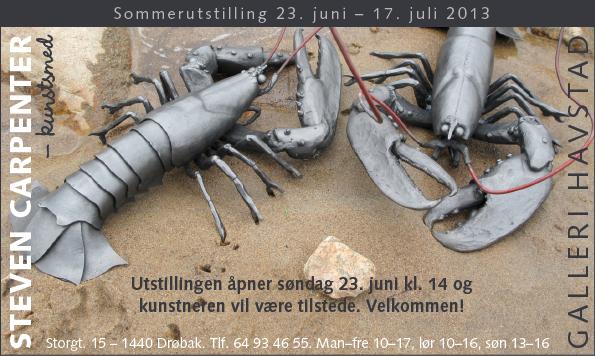 sommerutstilling galleri Havstad 2013