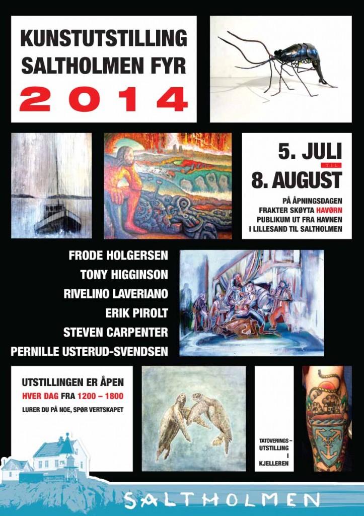 Sommerutstilling 2014